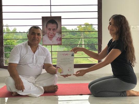 500 Level Meditation Teacher Training in India